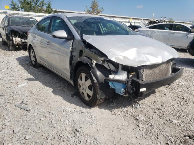 Salvage cars for sale from Copart Walton, KY: 2017 Hyundai Elantra SE