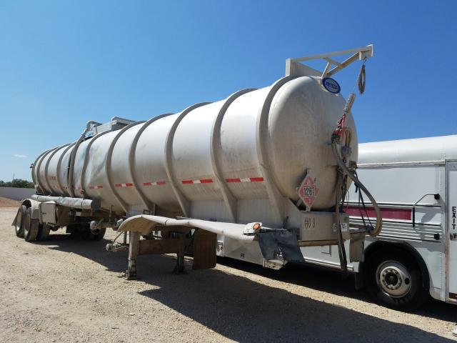 Tank salvage cars for sale: 2014 Tank Trailer