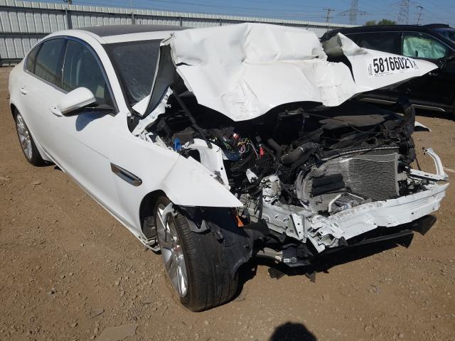 Jaguar salvage cars for sale: 2017 Jaguar XF Premium