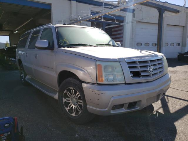 Salvage cars for sale from Copart Pasco, WA: 2004 Cadillac Escalade E