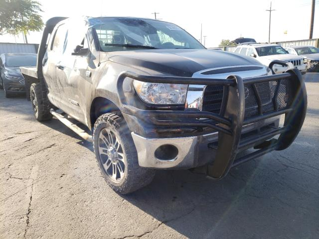 Salvage cars for sale at Nampa, ID auction: 2008 Toyota Tundra DOU