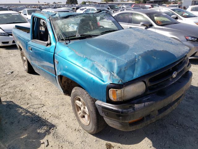 Mazda B2300 salvage cars for sale: 1995 Mazda B2300