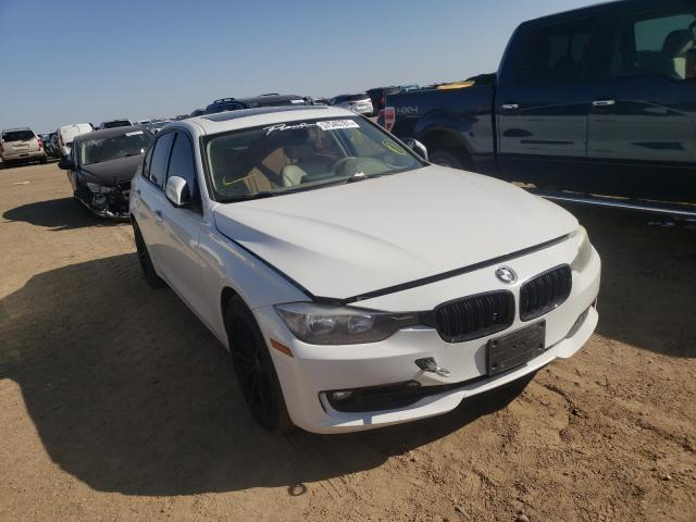 Salvage cars for sale from Copart Amarillo, TX: 2012 BMW 328 I