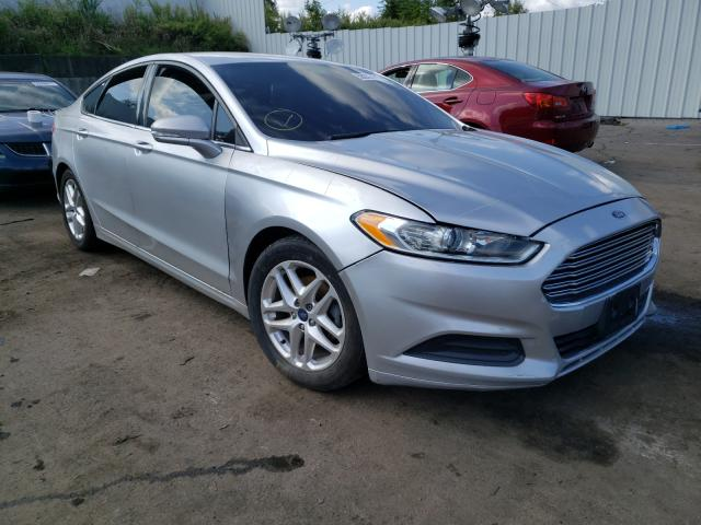 Salvage cars for sale from Copart Marlboro, NY: 2013 Ford Fusion SE