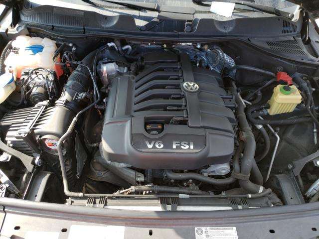 2013 VOLKSWAGEN TOUAREG V6