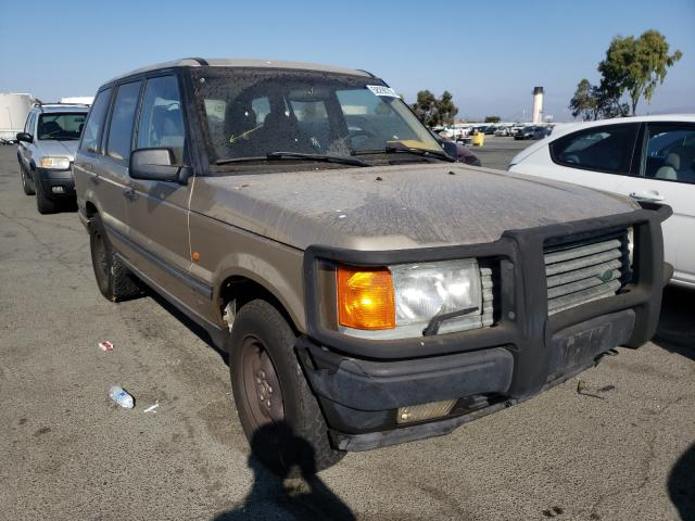 Land Rover Range Rover salvage cars for sale: 1995 Land Rover Range Rover