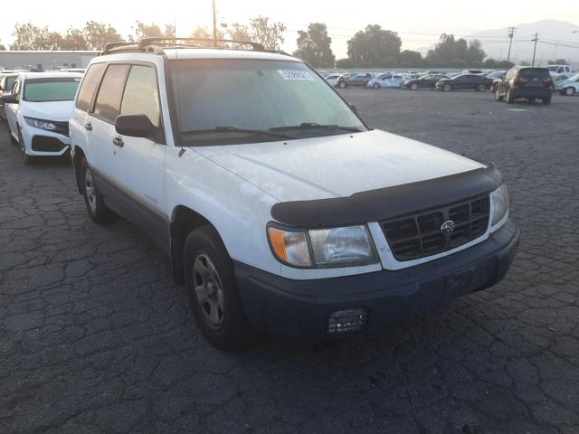 Subaru Forester salvage cars for sale: 1999 Subaru Forester