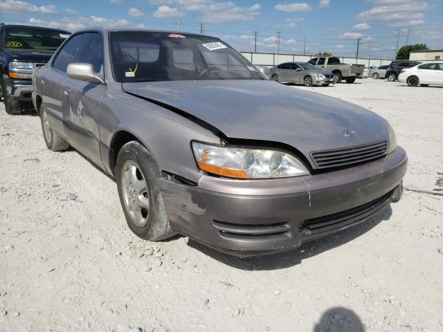 Salvage cars for sale from Copart Haslet, TX: 1993 Lexus ES 300