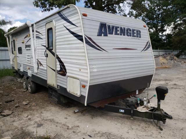 Forest River Vehiculos salvage en venta: 2014 Forest River Camper