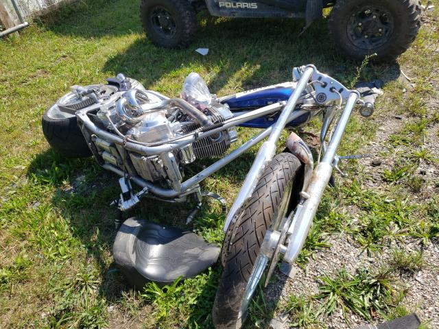 Salvage cars for sale from Copart Davison, MI: 2005 American Iron Horse Texas Chop