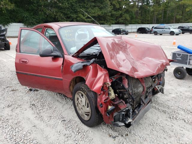 Ford Escort salvage cars for sale: 1999 Ford Escort