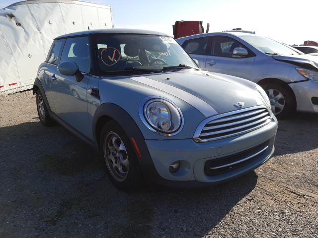 Salvage cars for sale from Copart Tucson, AZ: 2012 Mini Cooper
