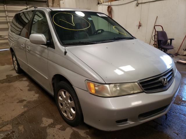 2002 Honda Odyssey EX en venta en Casper, WY