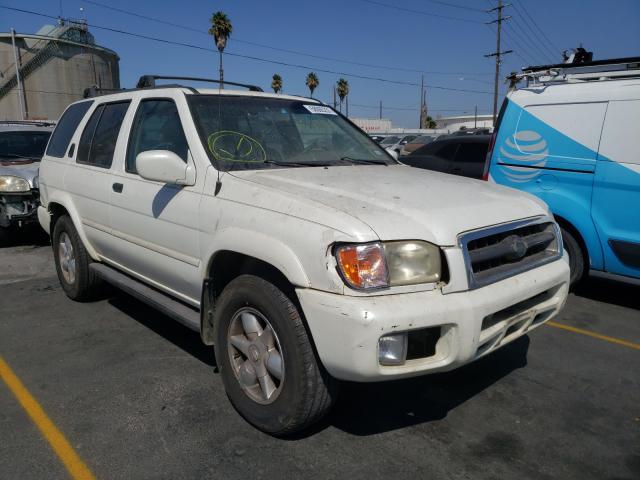 Nissan Pathfinder salvage cars for sale: 2001 Nissan Pathfinder