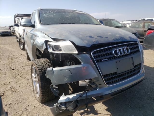 Audi salvage cars for sale: 2008 Audi Q7 3.6 Quattro