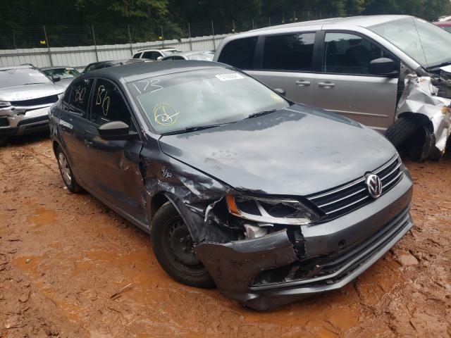 Vehiculos salvage en venta de Copart Austell, GA: 2016 Volkswagen Jetta S