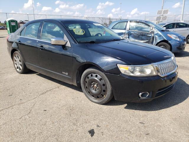 Salvage cars for sale from Copart Moraine, OH: 2007 Lincoln MKZ