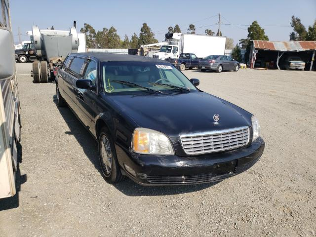 Cadillac Profession salvage cars for sale: 2003 Cadillac Profession
