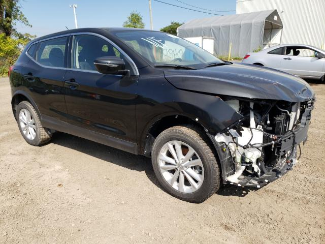 Nissan Qashqai salvage cars for sale: 2018 Nissan Qashqai