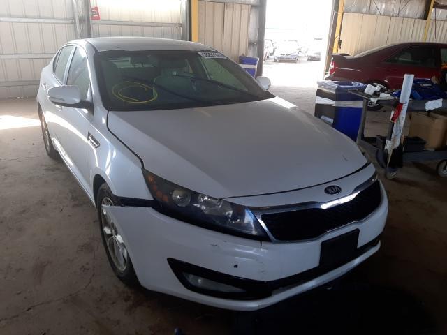 Salvage cars for sale from Copart Phoenix, AZ: 2013 KIA Optima LX