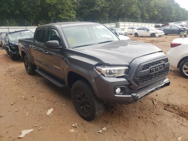 Vehiculos salvage en venta de Copart Austell, GA: 2017 Toyota Tacoma DOU
