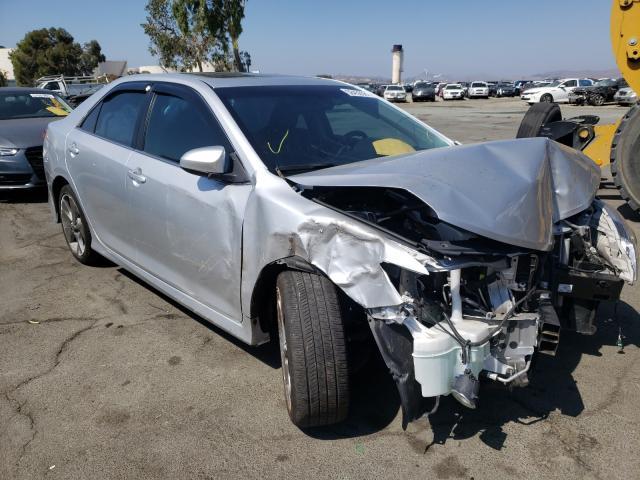 Vehiculos salvage en venta de Copart Martinez, CA: 2012 Toyota Camry SE