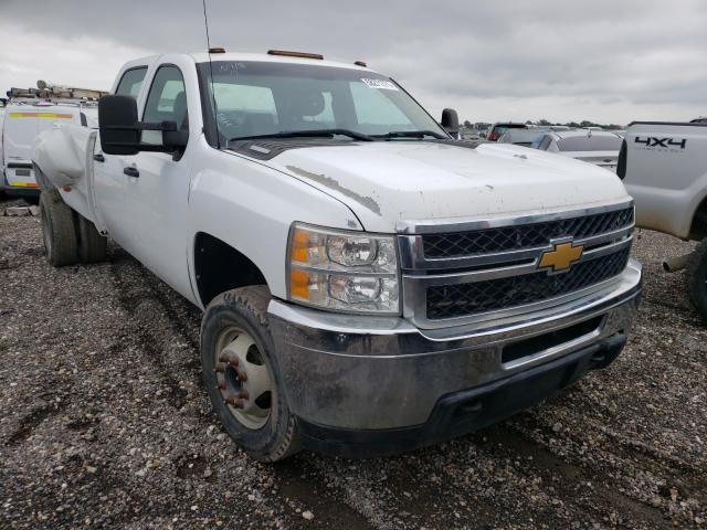 Vehiculos salvage en venta de Copart Houston, TX: 2012 Chevrolet 3500