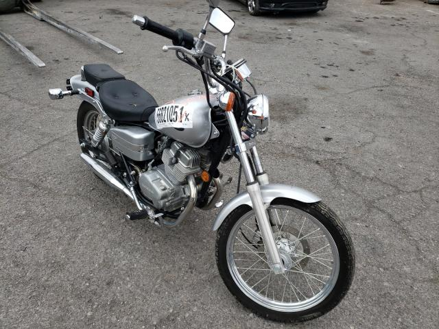 Salvage cars for sale from Copart Las Vegas, NV: 2008 Honda CMX250 C