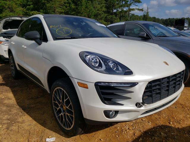 Porsche Macan salvage cars for sale: 2018 Porsche Macan