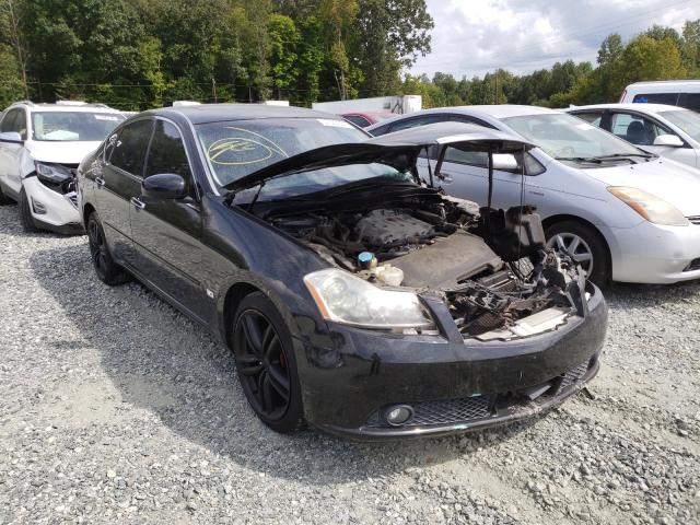 Salvage cars for sale from Copart Mebane, NC: 2006 Infiniti M35 Base