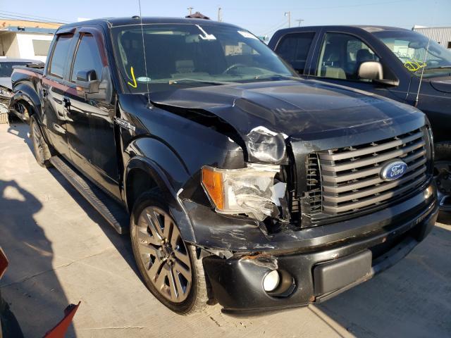 Vehiculos salvage en venta de Copart Grand Prairie, TX: 2010 Ford F150 Super