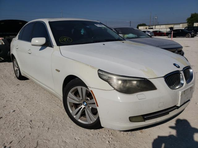Salvage cars for sale from Copart Haslet, TX: 2009 BMW 528 I