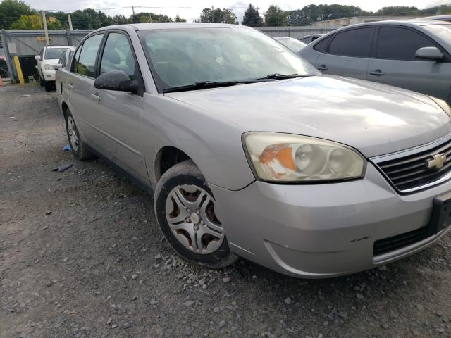 Salvage cars for sale from Copart Albany, NY: 2007 Chevrolet Malibu LS