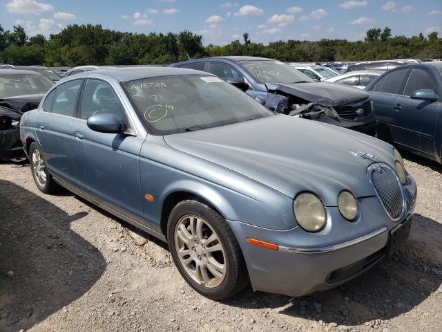 Jaguar S-Type salvage cars for sale: 2005 Jaguar S-Type