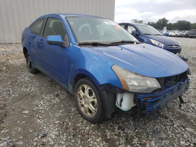 Salvage cars for sale from Copart Byron, GA: 2010 Ford Focus SE