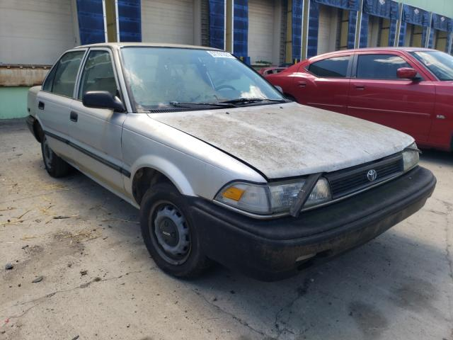 Salvage cars for sale from Copart Columbus, OH: 1992 Toyota Corolla