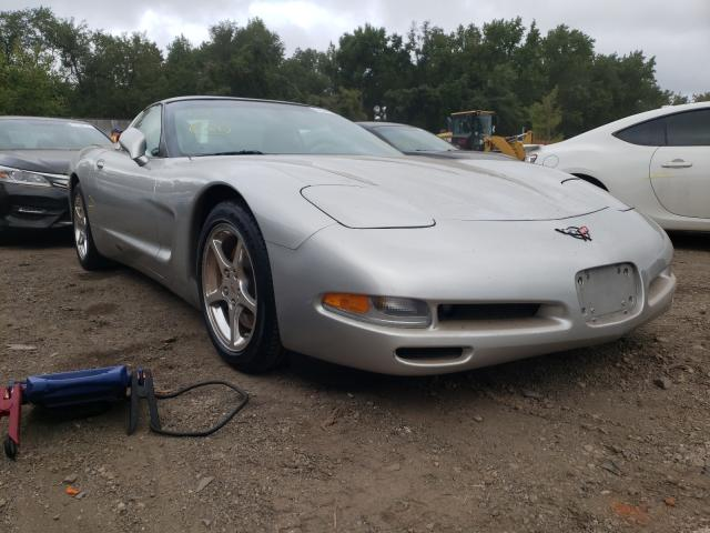 Chevrolet Corvette salvage cars for sale: 2004 Chevrolet Corvette