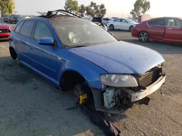 Vehiculos salvage en venta de Copart Martinez, CA: 2008 Audi A3 2.0