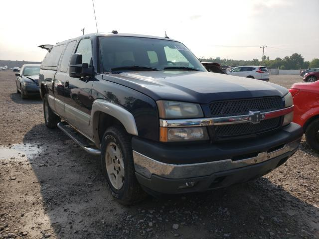 Salvage cars for sale from Copart Leroy, NY: 2005 Chevrolet Silverado