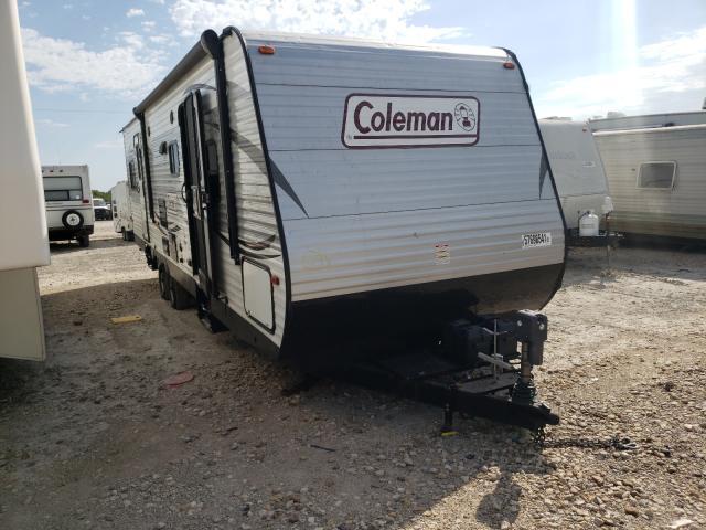 Keystone Coleman Vehiculos salvage en venta: 2016 Keystone Coleman