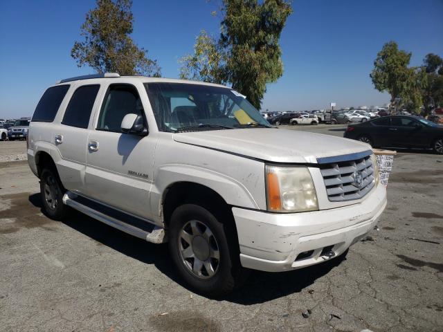 Vehiculos salvage en venta de Copart Martinez, CA: 2002 Cadillac Escalade L