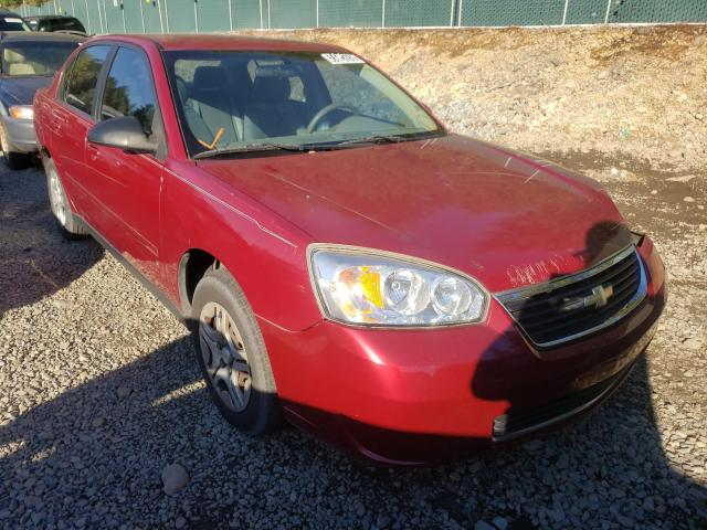 Salvage cars for sale from Copart Graham, WA: 2007 Chevrolet Malibu LS