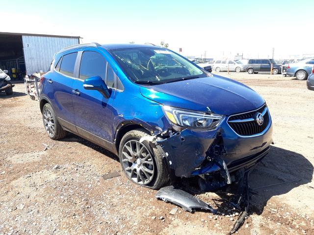 Salvage cars for sale from Copart Phoenix, AZ: 2019 Buick Encore Sport
