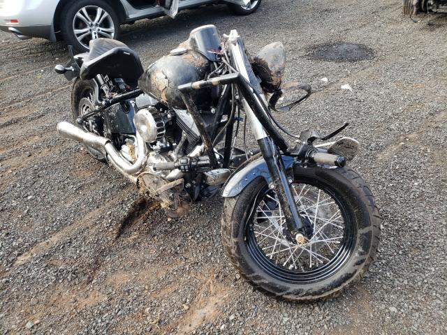 Salvage cars for sale from Copart New Britain, CT: 2016 Harley-Davidson FLS Softai