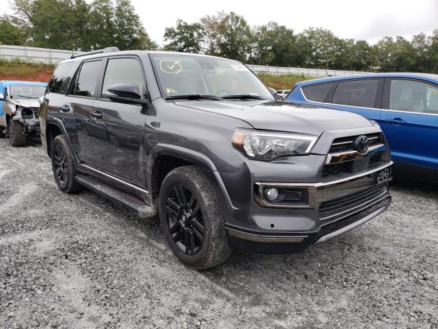 Toyota salvage cars for sale: 2021 Toyota 4runner NI