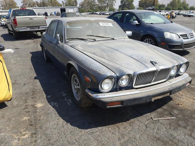 Jaguar salvage cars for sale: 1984 Jaguar XJ6