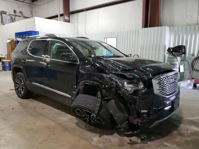 Salvage cars for sale from Copart Lufkin, TX: 2019 GMC Acadia DEN