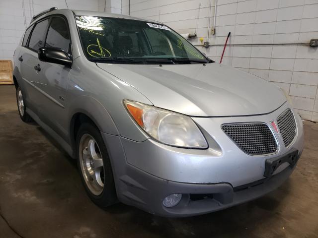 Pontiac salvage cars for sale: 2008 Pontiac Vibe