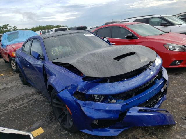 Dodge salvage cars for sale: 2020 Dodge Charger SC