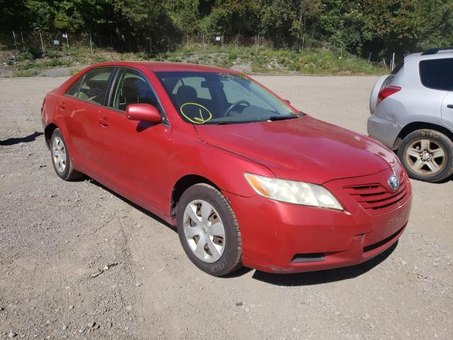 Salvage cars for sale from Copart Marlboro, NY: 2007 Toyota Camry CE